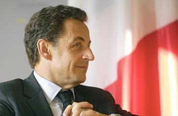 Nicolas Sarkozy Président de la République française