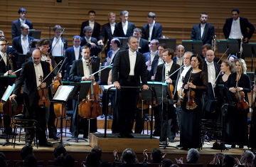 Cимфонии Чайковского в исполнении Оркестра Мариинского театра
