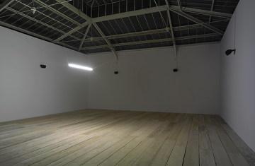 Инсталляция Клода Левека «Энде»