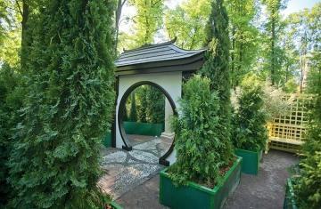 Санкт-Петербургский фестиваль садов