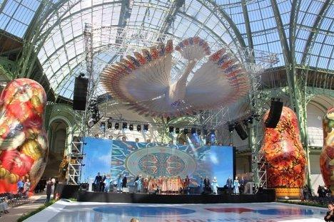 Российская национальная выставка в Париже