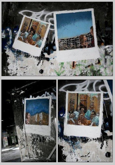 "Street-art ""Улицы без границ"", Jana"