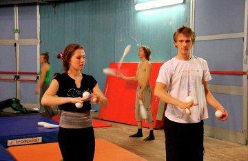 Проект «Диалог цирковых школ Россия-Франция»