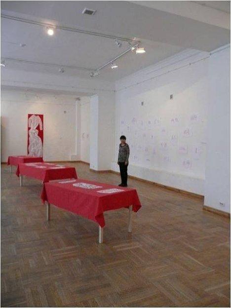 """Выставка Ольги Болдырефф """"Путешествия и другие исследования"""""""