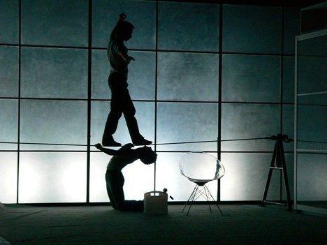 Гастроли спектакля «Каннибалы» режиссера Давида Бобе