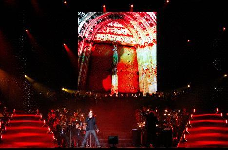 Notre-Dame de Paris. Le Concert